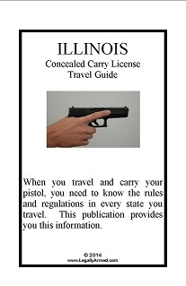 Illinois Concealed Carry License ID Case